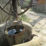 Many villagers do not have running water